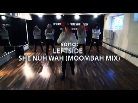 LEFTSIDE - SHE NUH WAH (MOOMBAH MIX) | Dancehall Choreo by Katja Isaeva
