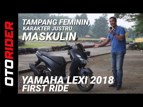 Xxx Mp4 Yamaha Lexi 2018 First Ride OtoRider 3gp Sex