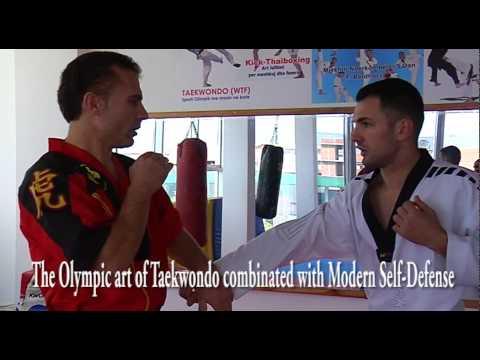 Modern Self Defense by Master Fatmir Bardhoci 5Dan