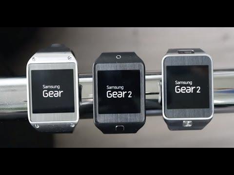 Samsung Galaxy Gear Updates to TIZEN OS