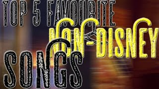 Top 5 Favourite Songs From Non-Disney Animated Movies