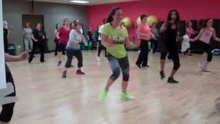 Zumba Fitness with Leslea, Gigi, Elena, Dani