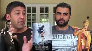 Baahubali Official Trailer ( Karan Johar, S.S.Rajamouli, Prabhas, Rana Daggubati,) Review