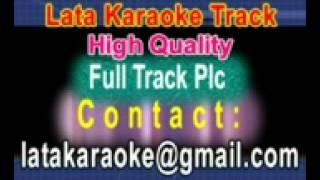 Ye To Kaho Kaun Ho Karaoke Akeli Mat Jaiyo {1963} Lata,Rafi
