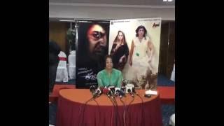 Sanjjanaa Archana Galrani - Kabira - Kannada Press Meet - Shivrajkumar