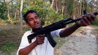 পাখি শিকারির পাখি শিকার করার কৌশল | New Bangla Live