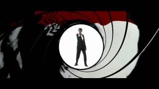 Pierce Brosnan New Music From Die Another Day Gunbarrel