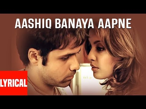 Xxx Mp4 Aashiq Banaya Aapne Title Song Lyrical Video Himesh Reshammiya Emraan Hashmi Tanushree Dutta 3gp Sex