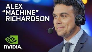 "You Need to Know: Esports Host Alex ""Machine"" Richardson"
