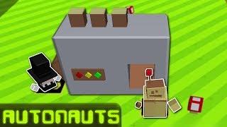 Building Robots & Automation! - Autonauts Gameplay [Ep 1] - Alpha Let's Play