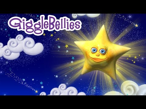 Twinkle Twinkle Little Star Nursery Rhymes GiggleBellies