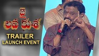 Nandamuri Harikrishna Speech -  Jai Lava Kusa Trailer Launch Event