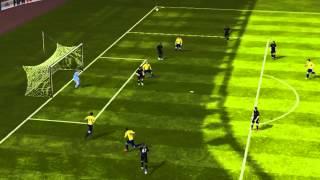 FIFA 14 iPhone/iPad - FC GahsA vs. Académica