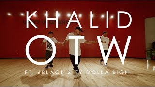 Khalid Ft. 6black & Ty Dolla $ign - OTW   @mikeperezmedia @mdperez88 Choreography