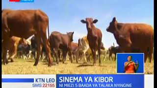 Sinema ya Mzee Kibor baada yake kutaliki mke mwingine