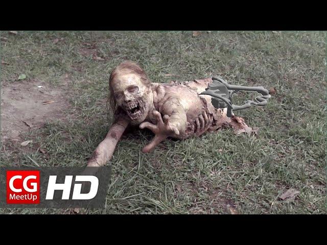 """CGI VFX Breakdown HD: """"The Walking Dead VFX Breakdown"""" by Stargate Studios"""