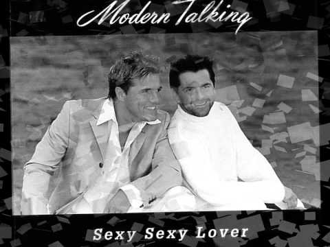 Modern Talking. Sexy Sexy Lover. 80's Maxi Version