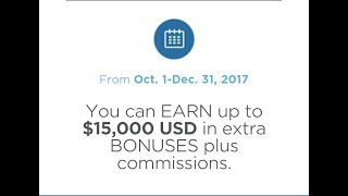 EARN up to $15,000 USD in extra BONUSES plus commissions (GLOBAL SHOOT FOR SAPPHIRE)