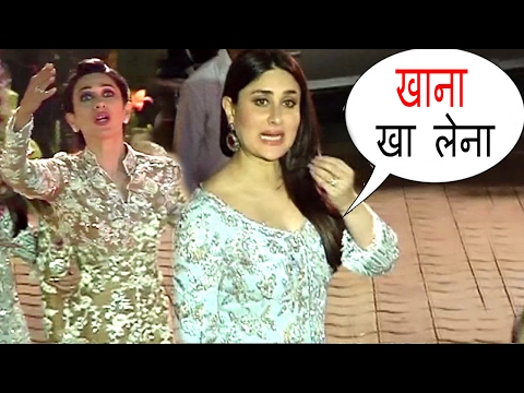 Xxx Mp4 Kareena Karishma S Sweetest Act Of Kindness For Reporters At Randhir S Birthday Party 2017 3gp Sex