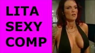 WWE Diva Lita Sexy Compilation | MrWrestlemaniac
