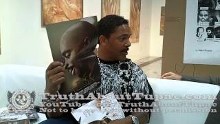 Big Frank Alexander RIP w/ John Potash on Tupac Assassination FBI Conspiracy