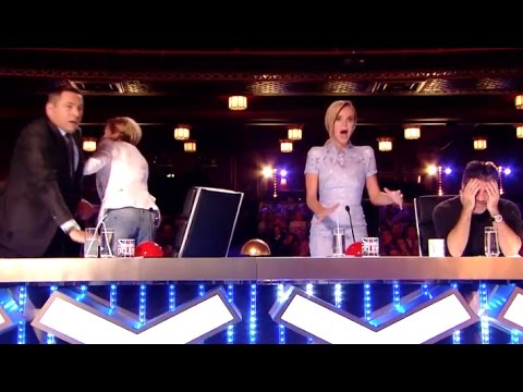 Judges Lost Their Minds Because Of His Audition SHOCKING