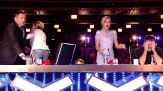 Judges Lost Their Minds Because Of His Audition! SHOCKING