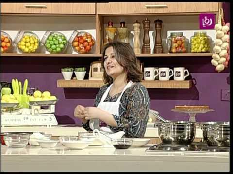 الشيف امال الرمحي حلويات الدهينة Roya