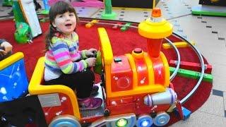 Ciuchcia dla dzieci Choo-choo train for kids children toddlers