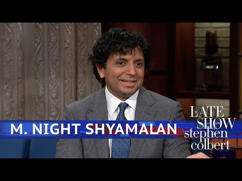 Xxx Mp4 M Night Shyamalan Says Thanks Universe 3gp Sex