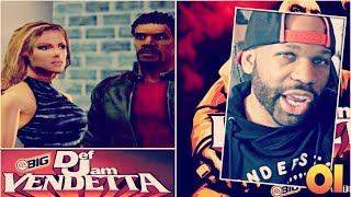 DEF JAM VENDETTA WALKTHROUGH GAMEPLAY PART 1 - SCARFACE EMBARASSED ME ALREADY