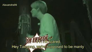 NCT Scared moments