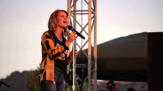 All I See is Gold - Bridgit Mendler - Sonoma County Fair 2015