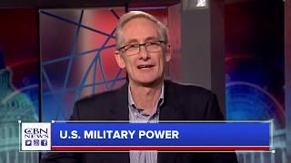 John Hannah on US military strength with CBN