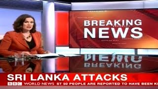 At Least 100 Killed In Easter Sunday Attacks On 3 Churches And Luxury Hotels In Sri Lanka!
