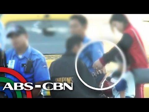 Traffic enforcer huling tumatanggap ng kotong