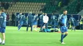 Samir Nasri ● Karim Benzema ● Mathieu Debuchy ● Biélorussie vs France 2014