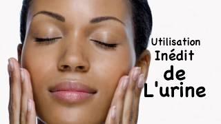 [ Conseil Beauté ] : ..L' Urine meilleur peeling naturel pour Un Teint de rêve...?