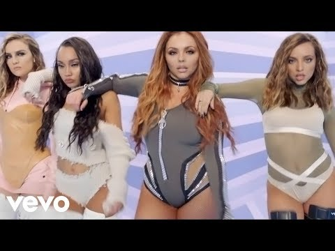 Little Mix Touch Official Video