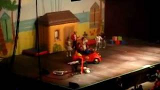 The Wiggles - Big Red Car