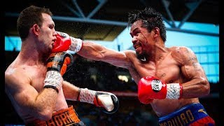 Manny Pacquiao vs Jeff Horn HIGHEST RATED FIGHT on ESPN SINCE 1990
