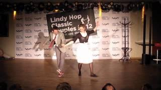 LHCC 2012 Denis & Zhenya