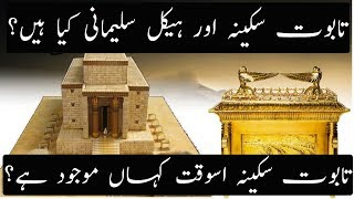 History of Taboot e Sakina And Haikal Sulemani Explained | Urdu  Hindi