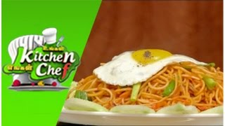 Mie Goreng - Ungal Kitchen Engal Chef (20/11/2014)