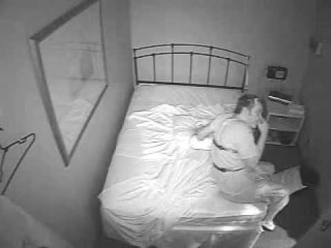 REAL!!! Ghost Tries To Strangle A Patient In Hospital Caught On CCTV