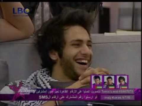 Yawmiyat 13 02 2008 Part3 star academy 5 يوميات ستار اكاديمى