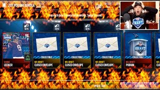 2017 NFL DRAFT PROMO IS HERE!! WE PULL THE LEGEND 2x DRAFT BUNDLES!! MADDEN MOBILE 17