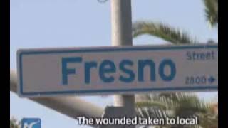Bus crash kills 1 Chinese student, injures 9 in California