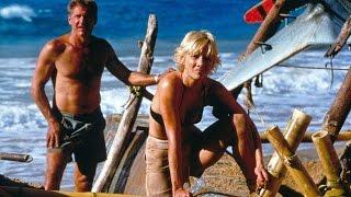 Six Days Seven Nights Movie - Harrison Ford & David Schwimmer - Romantic Adventure Movie