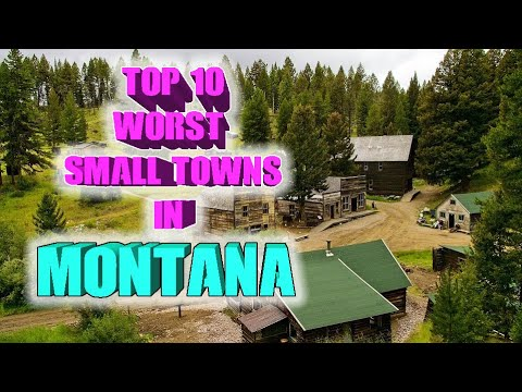 Xxx Mp4 Top 10 Worst Small Towns In Montana 3gp Sex